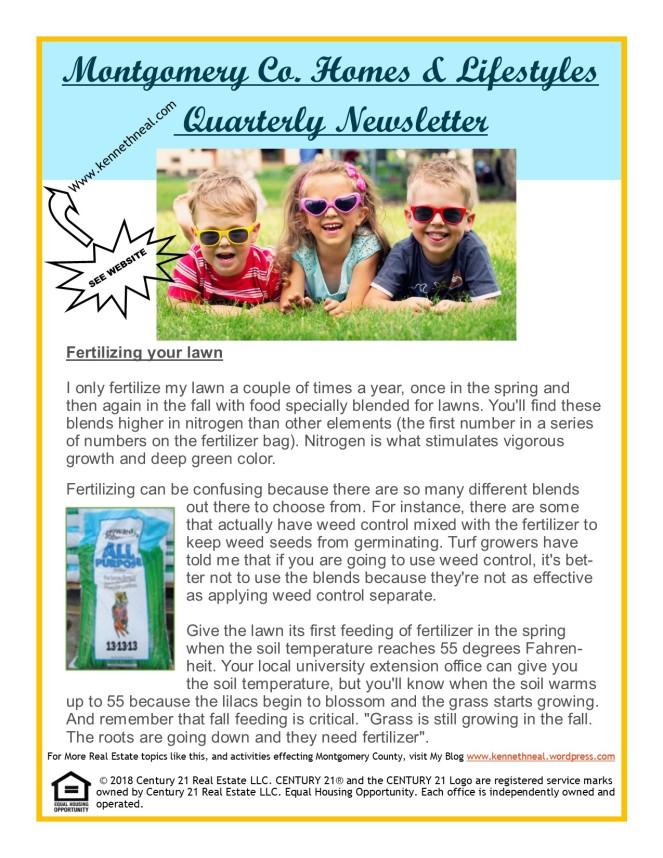 First Quarter News Letter Pg4